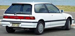[WANTED] HONDA CIVIC HATCHBACK 1988 - 1990 ED CIVIC Macquarie Park Ryde Area Preview