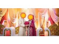 Asian wedding dress and shervani for sale