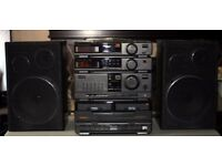 Goodmans 4250A CD, Tape & Tuner Hi-Fi Stereo