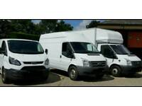 Man and Van, removal services