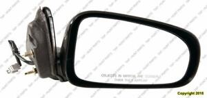 Door Mirror Power Passenger Side Chevrolet Impala 2000-2005