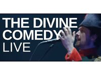 2 Tickets To See The Divine Comedy At Manchester O2 Ritz On 28th Nov