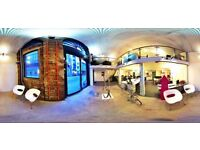 Office space in exceptional converted railway arch studio, London Bridge area