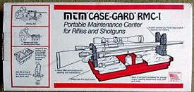 MTM RMV-1, Portable Rifle / Shotgun Maintenance Centre - New Boxed & Unused. Bargain Price