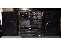 Goodmans 4250A CD, Tape & Tuner Hi-Fi Stereo
