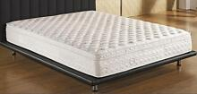 Deluxe Euro top Pocket Spring Mattress Best Back Support Queen Taren Point Sutherland Area Preview
