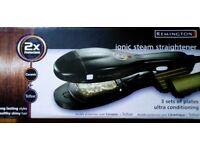 Brand New Remington Ionic Steam Straighteners