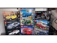 Lego Creator Cars Bundle