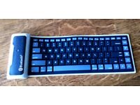 Keyboard - NEW - Soft Silicone - Portable