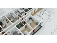 Architectural Consultant- Free initial consultation, floor plans drawn professionally