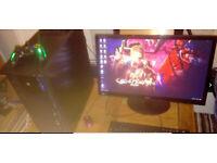 intel i7 gaming pc ,gtx 660 ti windows 10 bargain
