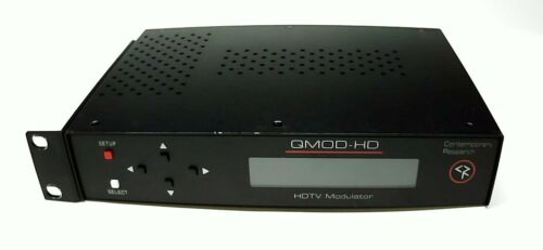 Contemporary Research QMOD-HD RF Modulator for HDTV over Coax w/ QAM Output
