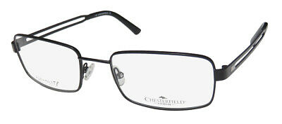 NEW CHESTERFIELD 874 AUTHENTIC FREE SHIPPING IN US MENS EYEGLASS (Free Glasses Free Shipping)
