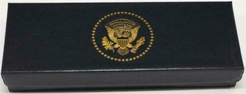 President Donald Trump White House Gift Black Lacquer Rollerball Pen POTUS Seal