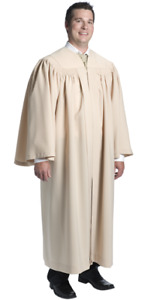 NEW - CHORAL ROBE - BLUE - SIZE 48