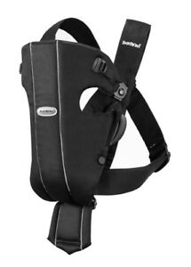 BabyBjorn Original Baby Carrier Black