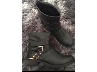 New look boots size 6