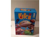 Uki box set (not used)