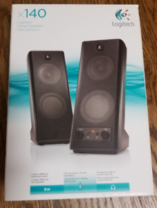 Logitech X140 Speakers