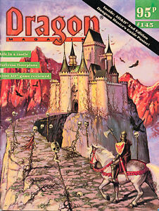 The Dragon Magazine #145 MAY 1989