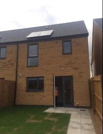 BRAND NEW 3 BEDROOM HOUSE, NEAR MELTON ROAD, UNFURNISHED £800 pcm