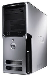 DELL 4 CORE 2.40GHz,4GB,320GB,DVD,8 USB PORT,MINT CONDITION
