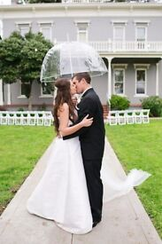 2 Occasion Umbrellas - Perfect for wedding or other formal event