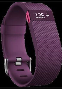 Plum Fitbit Charge HR  London Ontario image 2