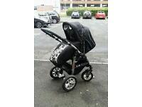 3IN1 baby merc pram