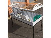Large ferplast Guinea Pig cage with stand