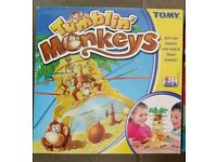 Tumbling Monkeys Game / Toy.