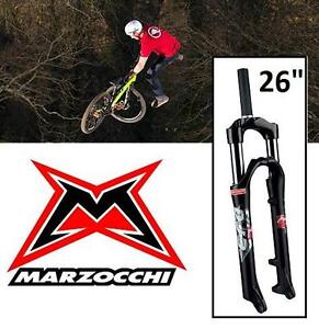 """NEW MARZOCCHI 26"""" BIKE FORK - 116982105 - Dirt Jumper 3 - BICYCLE FORK"""