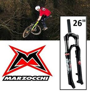 "NEW MARZOCCHI 26"" BIKE FORK - 116982105 - Dirt Jumper 3 - BICYCLE FORK"
