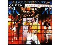 Vinyl Record - Queen (Live)