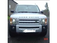 Land Rover Discovery 3 HSE 57 Plate
