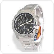Fossil Dean Stainless Steel Watch