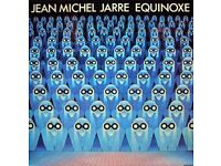 Job lot x4 JEAN MICHEL JARRE CD's Waiting for Cousteau, Chronologie, Equinox, Revolutions