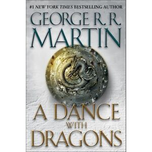 George R R Martin~ A Dance with Dragons .. and more