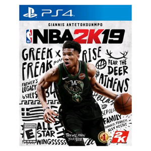 NBA 2K19 cheap and brand new