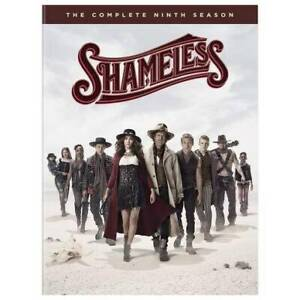 Shameless Season 9 Complete DVD Set