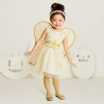 Toddler Girls' Angel Halloween Costume - Hyde and Eek! Boutique 4-5T](5t Girl Halloween Costume)