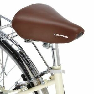 SCHWINN WIDE CRUISER SEAT SADDLE WITH SPRINGS (NEW)