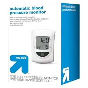 Up&Up Automatic   Blood    Pressure Monitor