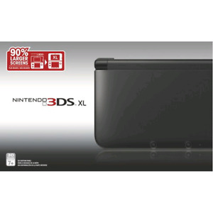 Looking for a black 3ds xl