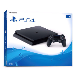 Selling ps4 1tb with 1 controller