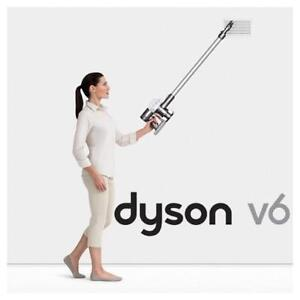 NEW DYSON V6 CORDLESS VACUUM V6 CORD FREE 187663768 Cleaning Supplies Vacuums Floor Care Stick