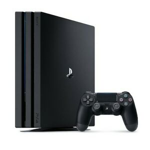 BRAND NEW PS4 Pro BLACK 1TB console ON SALE in store!