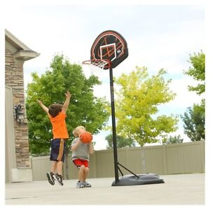 """32"""" Impact portable Youth/Indoor Outdoor basketball Lifetime"""