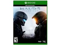 Halo 5: Guardians Xbox One game and FREE Halo 4
