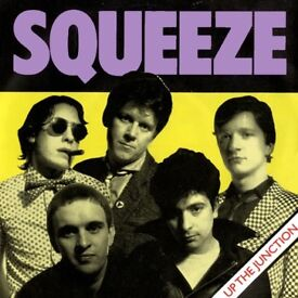 Squeeze ticket for sale Monday 6th November